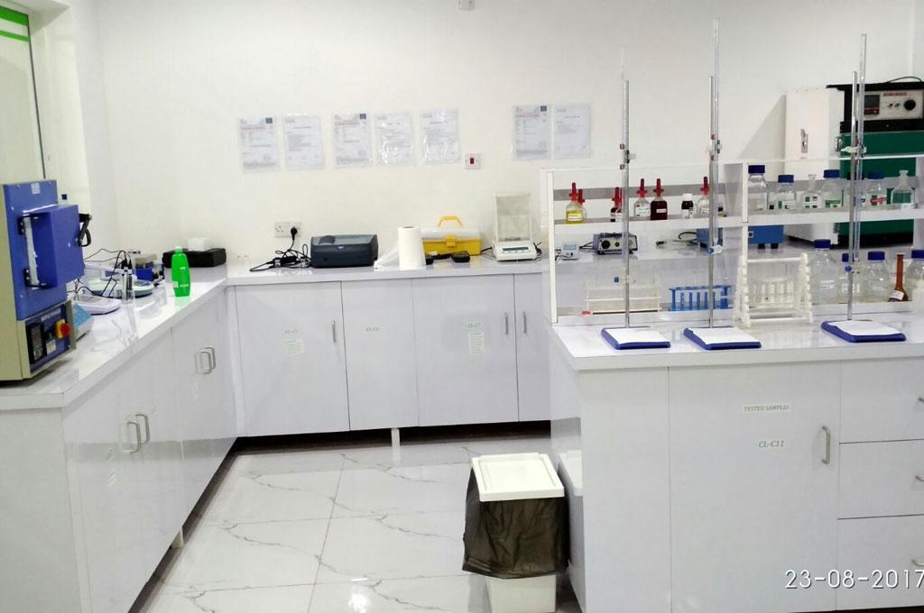 Accurac Material Laboratory - Doha Industrial Area | Accurac